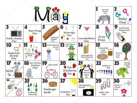quirky holidays  unusual celebrations calendar stock photo  karenfoleyphotography