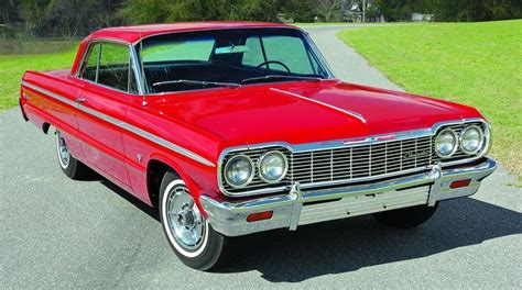 1964 chev impala 1964 chevrolet impala ss hemmings motor news