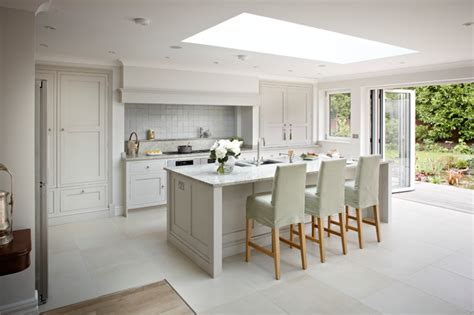 bespoke kitchen design ideas modern transitional surrey bespoke traditional shaker kitchen transitional