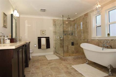 bathroom ideas with clawfoot tub bathroom claw foot tub bathroom with glass design