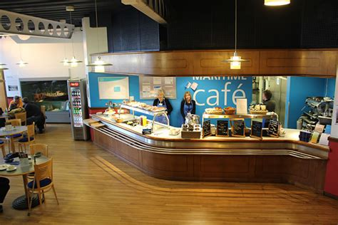 scheepvaartmuseum cafe my visit to the aberdeen maritime museum northlink ferries