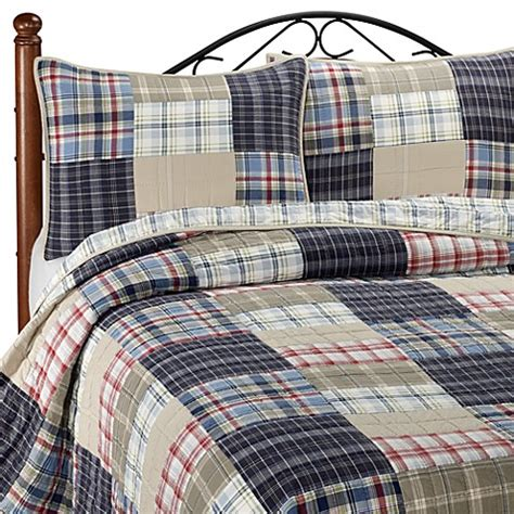 bed bath beyond quilts nautica 174 chatham reversible quilt bed bath beyond