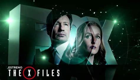 Resumen X Files quot the x file quot el regreso y un resumen pasa taringa