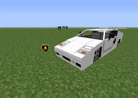 lamborghini minecraft 1 7 10 spinos vehicles add on flansmod installer