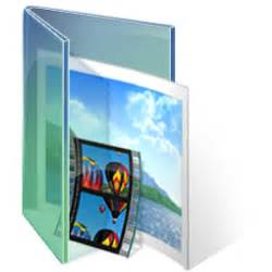 vista folder icon series transparent png
