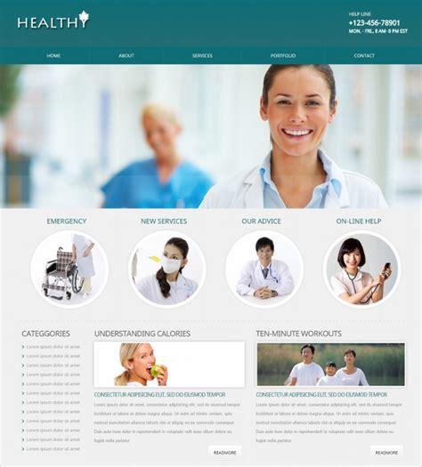 30 Medical Website Themes Templates Free Premium Templates Healthcare Website Templates