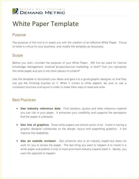 12 sle white paper academic resume template
