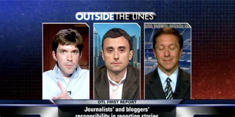 blogger vs journalist bloggers vs journalists the every man sports fan