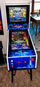 Pinball Arcade Cabinet Completed Tredog S Mini Pin Arcade Cabinet