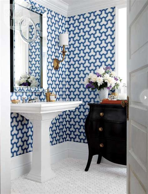 wall paper for bathroom tumbled marble tiles contemporary bathroom style at home