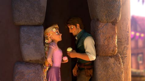this couple really really loves disney flynn and rapunzel 4ever love tangled image 22865822