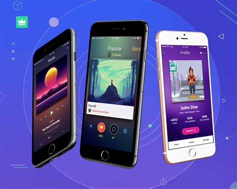 mobile android app professional mobile application ui design ios android