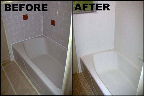 bathtub resurfacing diy resurfacing a bathtub pmcshop