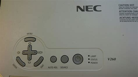 Proyektor Nec V260 nec v260 projector for sale in arklow wicklow from nitro0071