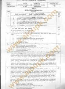 Essay Book For Ba by Compulsory Part 1 Code 1423 Ba Bs Aiou Papers