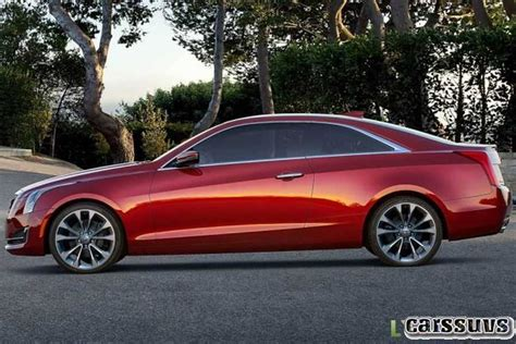 2019 Cadillac Ats Coupe by 2018 2019 Cadillac Ats Coupe New Price Photo