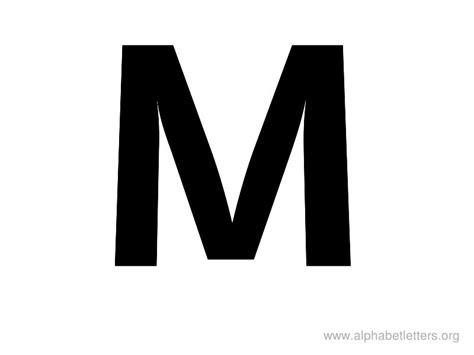 large letter m template big letter m template www pixshark images