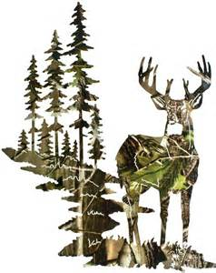 camouflage wall stickers camo deer wall art realtree camo www rusticeditions com