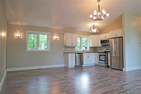 3 small space open concept homes to be inspired by home house plans dysart linwood custom homes