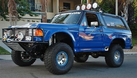 Ford Bronco Prerunner For Sale