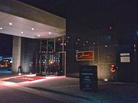 exterior entrance picture of shanahan s steakhouse