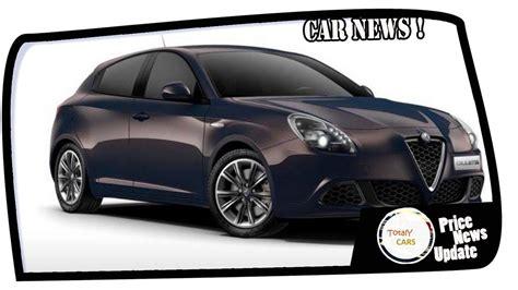 2020 Alfa Romeo Giulietta by News 2020 Alfa Romeo Giulietta Price Spec