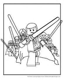 wars lego coloring pages lego wars coloring page coloring pages characters