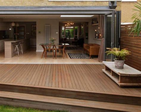deck extension houzz