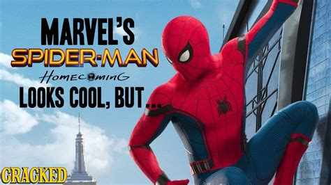 marvel s spider homecoming looks cool but