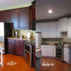 painting wood kitchen cabinets white wowza diy fun pinterest kitchens cabinets and cherries