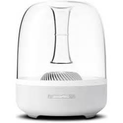 Harman kardon aura speaker white hkauraapwhtam b amp h photo video