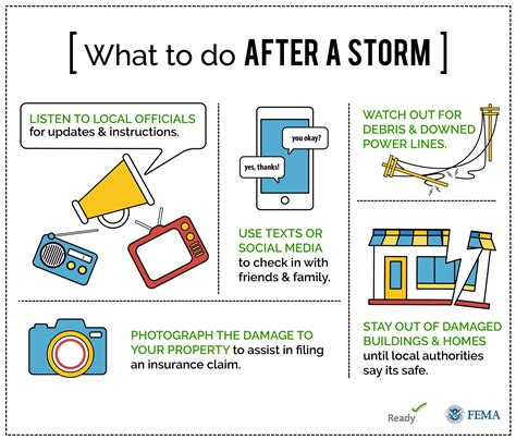 How To Do A Free Asset Search Graphic What To Do After A Fema Gov