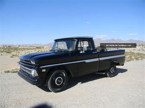 short bed truck 1966 chevy c10 truck short bed c14 v8 66 65 64 67 hot rod