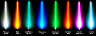 light saber color favorite lightsaber color which will you wield