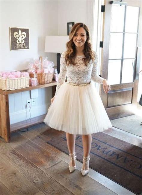 Bridal Shower Attire by 20 Chic Fall Bridal Shower For Brides Weddingomania