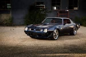 1975 Pontiac Firebird Trans Am Much More Than Just A 1975 Pontiac Trans Am