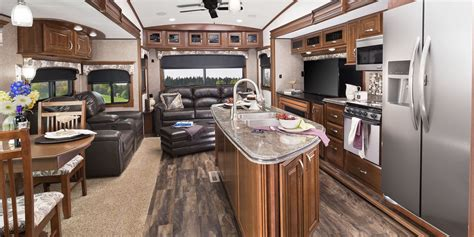 Bunkhouse 5th Wheel Floor Plans by 2017 Luxury Fifth Wheel Jayco Inc