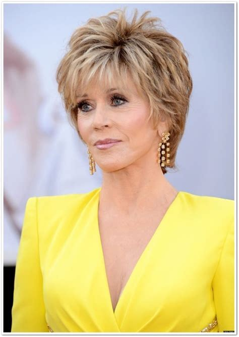back view of jane fondas hair 63 best images about shaggy cuts on pinterest older