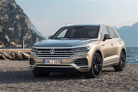 Touareg Vw 2019 by Volkswagen Touareg Gains 4 0 V8 Tdi Just In Time For 2019