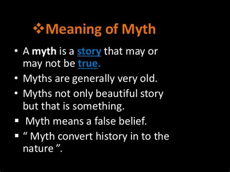 Significance Of L by Myths In The Waste L And