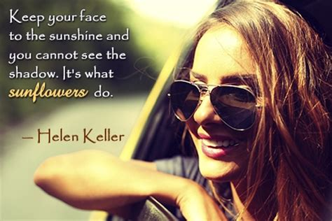 biography of helen keller in tamil beautiful sunflower quotes and sayings