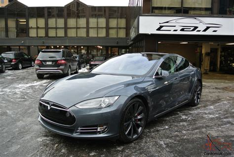 Tesla Model S For Sale Canada Tesla Model S Performance