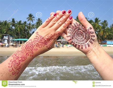 henna tattoo venice beach price henna on the stock photo image of