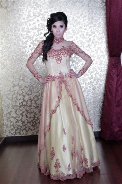 Dress Lace Brukat Gaun Baju Mini Midi Wanita Pesta Merah 25 best images about kebaya dress for on models kebaya and traditional dresses