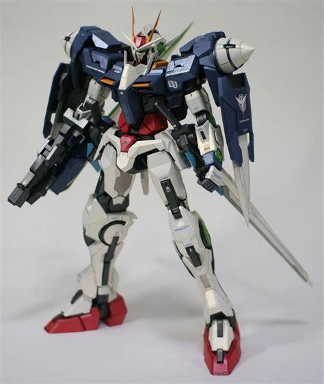 Paper Craft Gundam - gn 0000 gnr 010 00 raiser gundam papercraft by sky parn