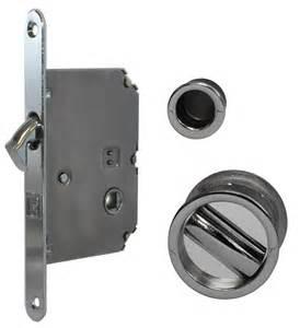 Bathroom Doors Locks New Pocket Door Bathroom Lock Set Door Closer Panic