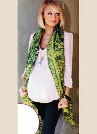 Outer Jaket 3 Warna Jin3 contoh memakai batik dari artis daily