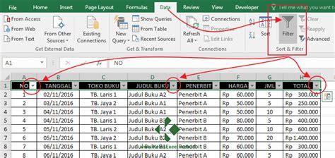 cara membuat qr code di excel cara menggunakan autofilter excel untuk memfilter data