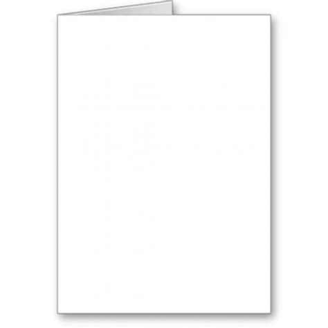 blank card template free blank printable card template best professional templates