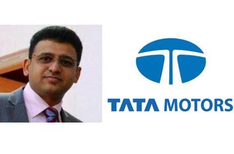 Mba Marketing In Tata Motors by Vivek B Srivatsa Joins Tata Motors As Marketing